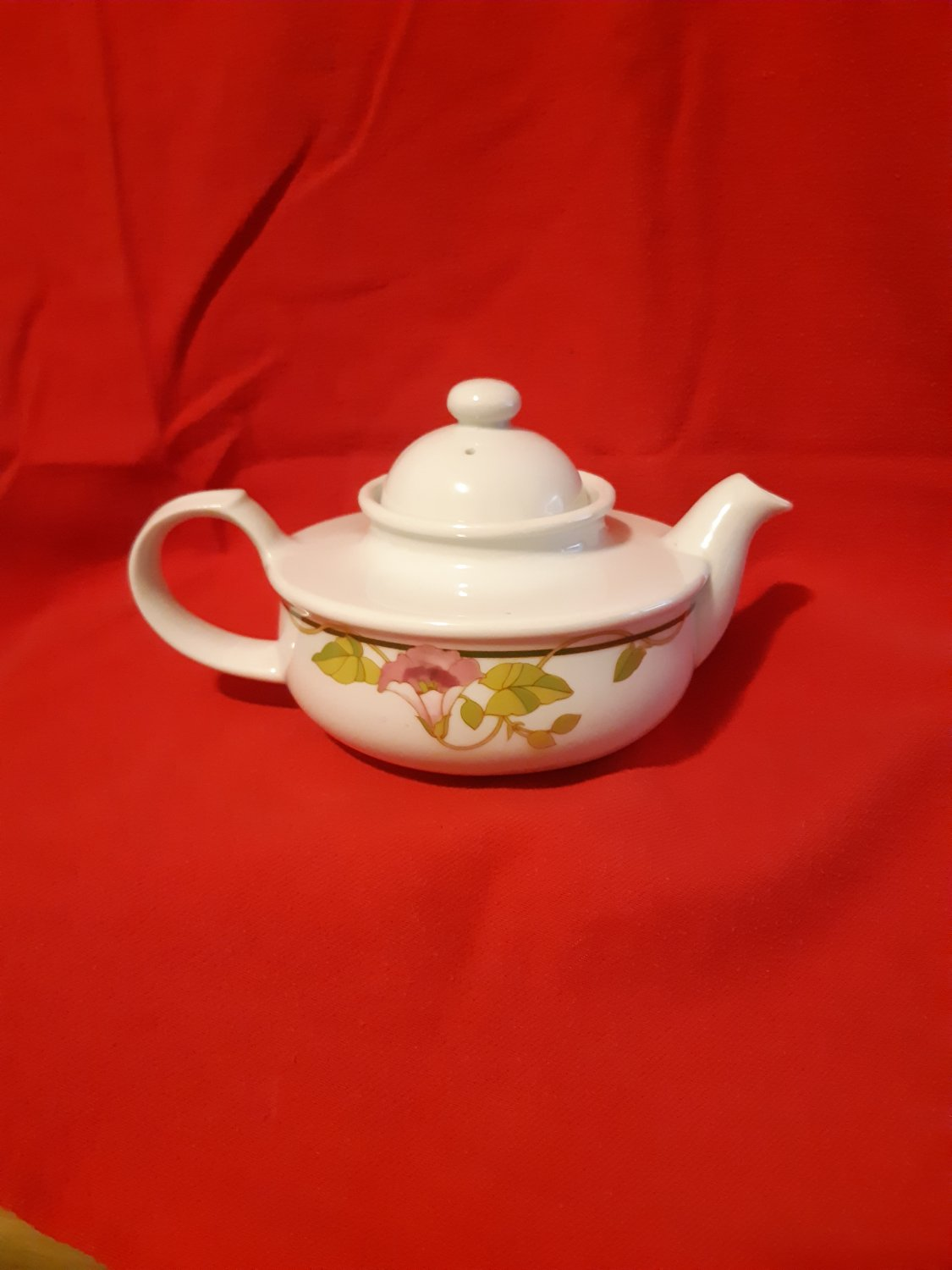 Vintage Floral Tea Pot-The Toscany Collection- Made in Japan