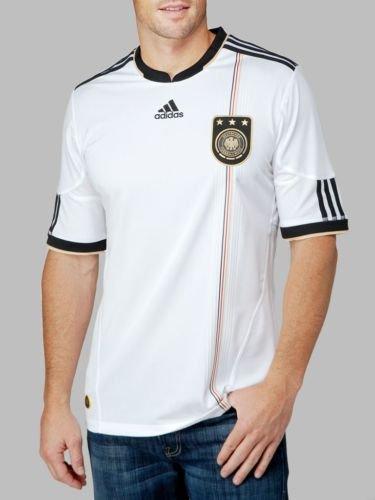 Adidas White Men's National Team Home Shirt