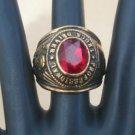 Vintage 14 K GE Professional Driver Ring Size 11 1/2