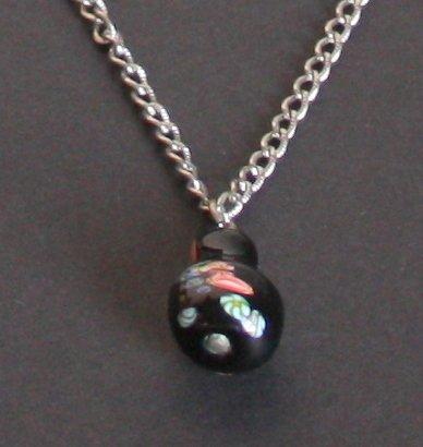 Vintage Art Glass Necklace/Pendant