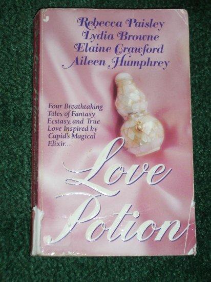 Love Potion by REBECCA PAISLEY, AILEEN HUMPHREY, et al. Romance