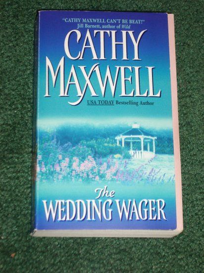 The Wedding Wager by Cathy Maxwell Historical Regency Romance 2001