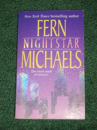 Nightstar by Fern Michaels Romance 1982