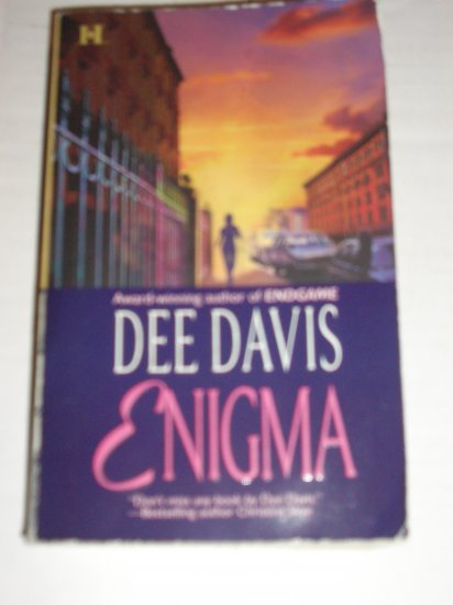 Enigma by DEE DAVIS Romantic Suspense 2005 Last Chance Series