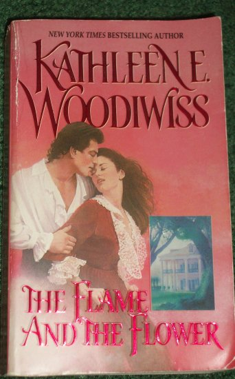 The Flame and the Flower Kathleen E. Woodiwiss Historical Pirate Romance Birmingham Family Series