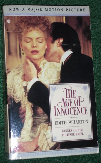 The Age of Innocence by EDITH WHARTON Pulitzer Winning Historical Romance 1986