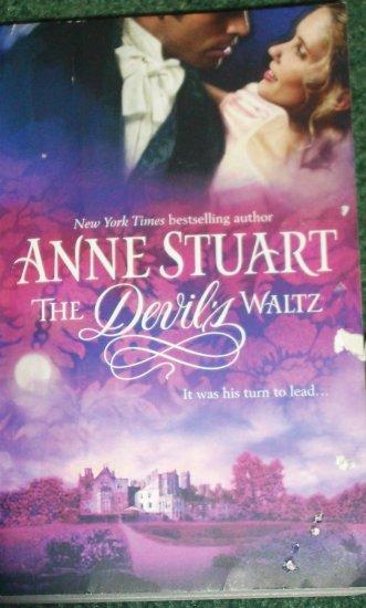 The Devil's Waltz by ANNE STUART Historical English Romance 2006