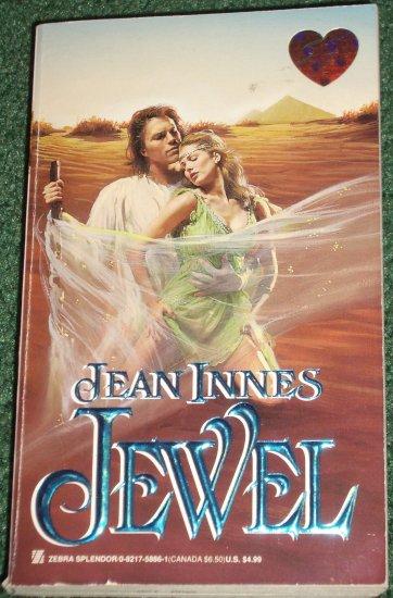 Jewel by JEAN INNES Zebra Splendor Historical Exotic Romance 1998