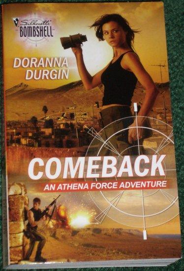 Comeback by DORANNA DURGIN Silhouette Bombshell 102 Aug06