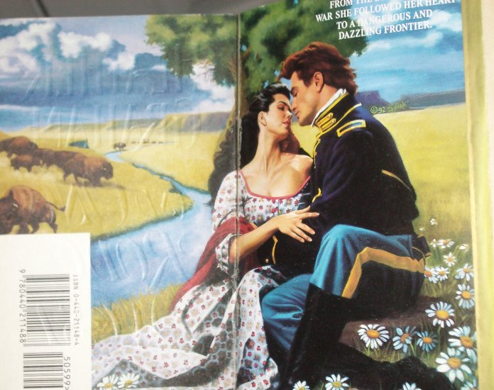 And One Rode West by HEATHER GRAHAM Historical Civil War Romance PB 1992