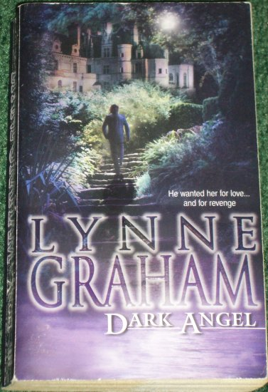 Dark Angel by LYNNE GRAHAM Romantic Suspense 2003 Sister Brides Series
