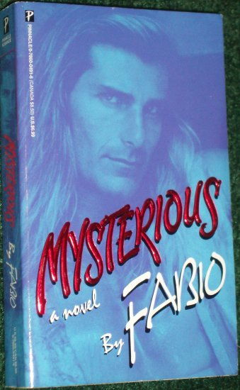 Mysterious by FABIO Romantic Suspense from the Cover Hunk 1998
