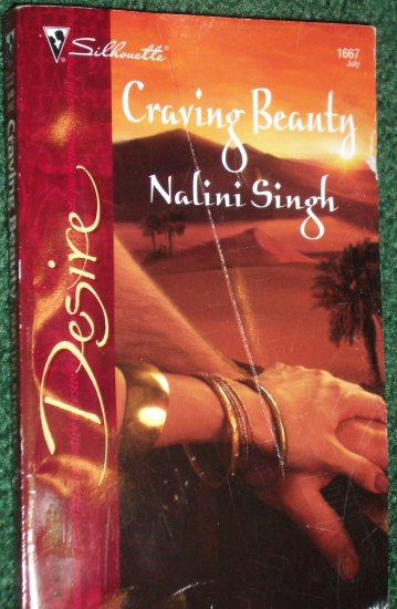 Craving Beauty by NALINI SINGH Silhouette Desire #1667 Jul05 Voted Best of the Year