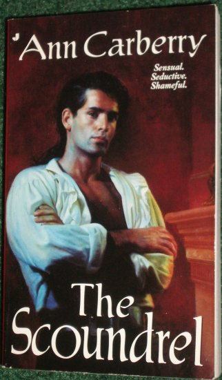 The Scoundrel by ANN CARBERRY Historical Scottish Regency Romance 1995