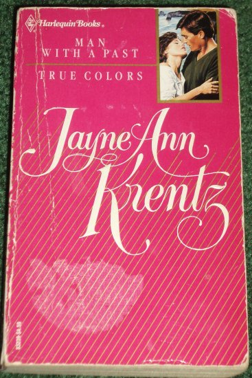 Man With a Past and True Colors by JAYNE ANN KRENTZ Harlequin 2-in-1 1991