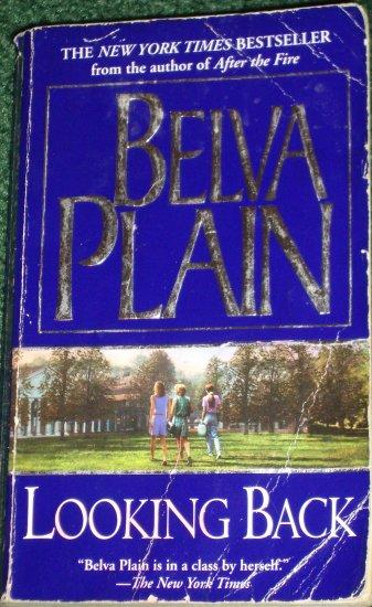 Looking Back by BELVA PLAIN Love and Betrayal PB 2002