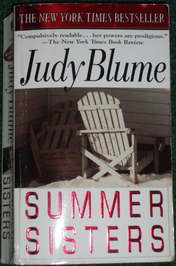 Summer Sisters by JUDY BLUME Adult Fairy Tale PB 1999