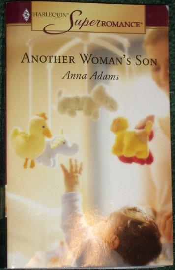 Another Woman's Son ANNA ADAMS Harlequin SuperRomance 1294 Aug05