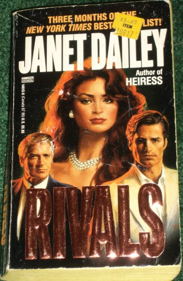 Rivals by Janet Dailey Contemporary Romance 1990