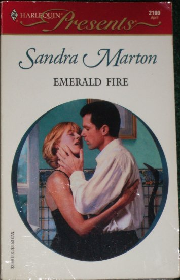 Emerald Fire by SANDRA MARTON Harlequin Presents 2100 Apr00