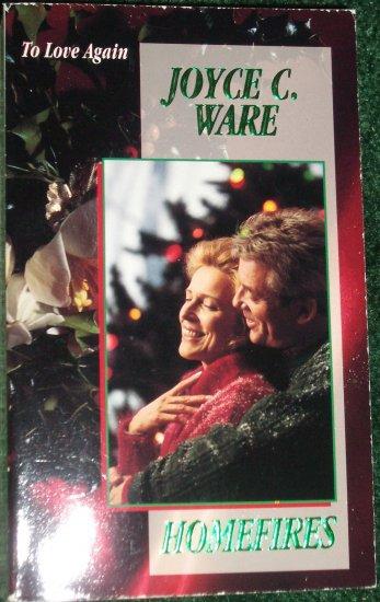 Homefires by JOYCE C. WARE Zebra To Love Again Series Romance PB 1994