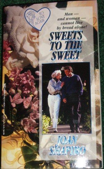 Sweets to the Sweet by JOAN SHAPIRO Zebra To Love Again Series Romance 1994