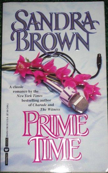 Prime Time by SANDRA BROWN Romance PB 1995