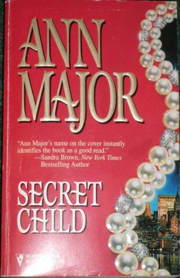 Secret Child by ANN MAJOR Romance 1998 Children of Destiny Series