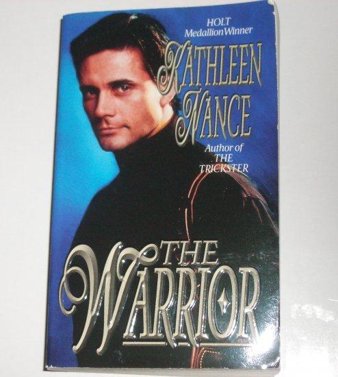 The Warrior KATHLEEN NANCE Love Spell Fantasy Romance Times of Your Life 2001 Holt Medallion Winner