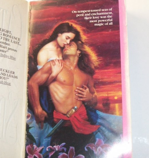 Splendor by CATHERINE HART Historical Pirate Romance 1993