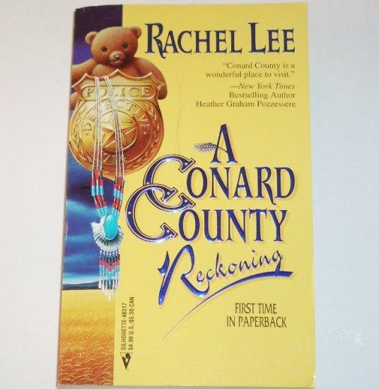 A Conard County Reckoning by RACHEL LEE Western Romance 1996