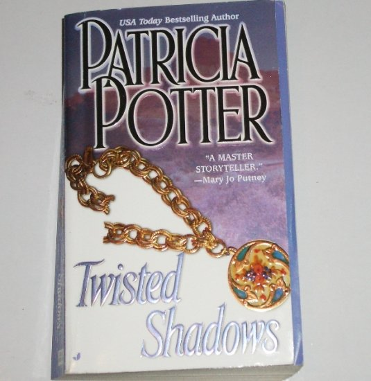 Twisted Shadows by PATRICIA POTTER Romantic Suspense Paperback 2003