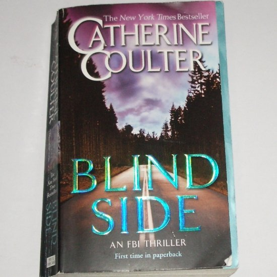 Blindside by CATHERINE COULTER FBI Thriller 2005