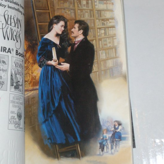 The Firebrand by Susan Wiggs Historical Victorian Romance 2001 Chicago Fire Series