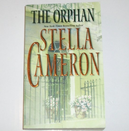 The Orphan by STELLA CAMERON Historical Regency Romance Paperback 2002
