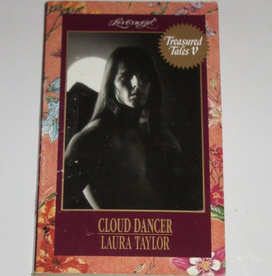 Cloud Dancer by LAURA TAYLOR Loveswept Paranormal Time Travel Indian Romance Paperback 1997
