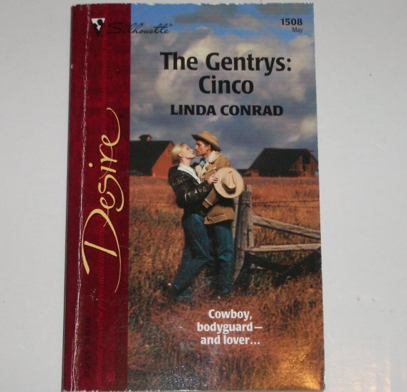 The Gentrys: Cinco by LINDA CONRAD Silhouette Desire 1508 May03
