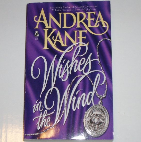 Wishes in the Wind by ANDREA KANE Historical Regency Romance 1996