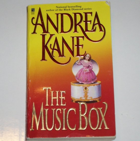 The Music Box by ANDREA KANE Historical Victorian Romance Paperback 1998