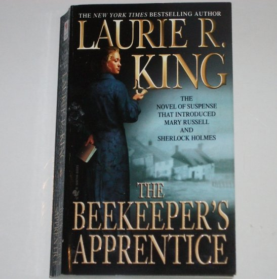 The Beekeeper's Apprentice by LAURIE R. KING Sherlock Holmes Mystery Paperback 2005