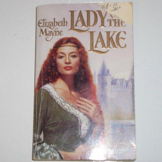 Lady of the Lake by ELIZABETH MAYNE Harlequin Historical Celtic Romance 1997