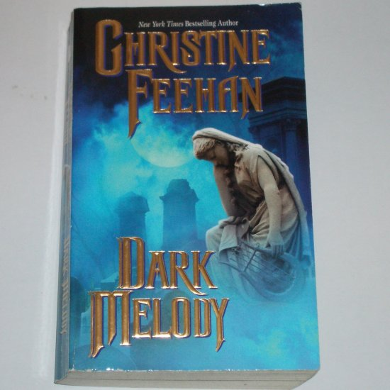 Dark Melody by CHRISTINE FEEHAN Paranormal Vampire Romance Paperback 2003
