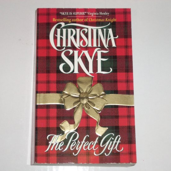 The Perfect Gift by CHRISTINA SKYE Historical Paranormal Highland Romance 1999 Draycott Abbey Series