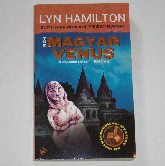 Magyar Venus by LYN HAMILTON Berkley Prime Crime Mystery Paperback 2005