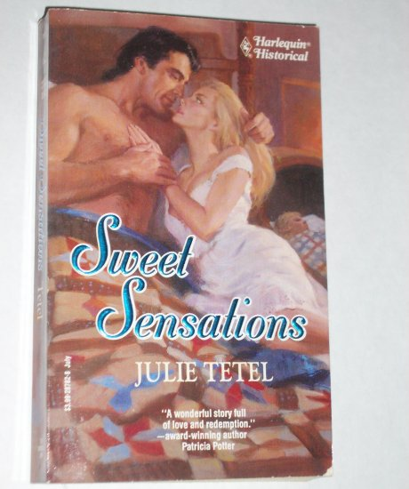 Sweet Sensations by JULIE TETEL Harlequin Historical American Revolution Romance No 182 North Point