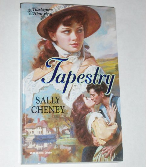 Tapestry by SALLY CHENEY Harlequin Historical Regency Romance No 192 Oct93