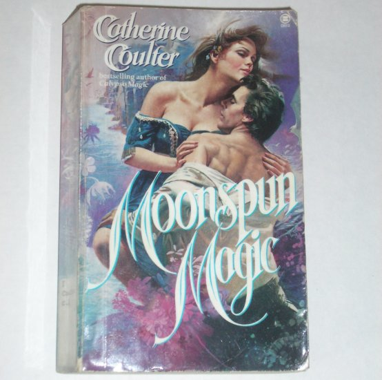 Moonspun Magic by CATHERINE COULTER Historical Regency Romance 1988  The Magic Trilogy Series