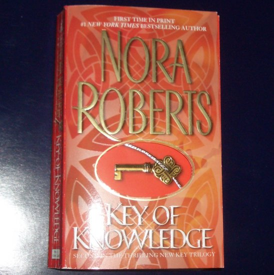 Key of Knowledge by Nora Roberts Supernatural Romance 2003
