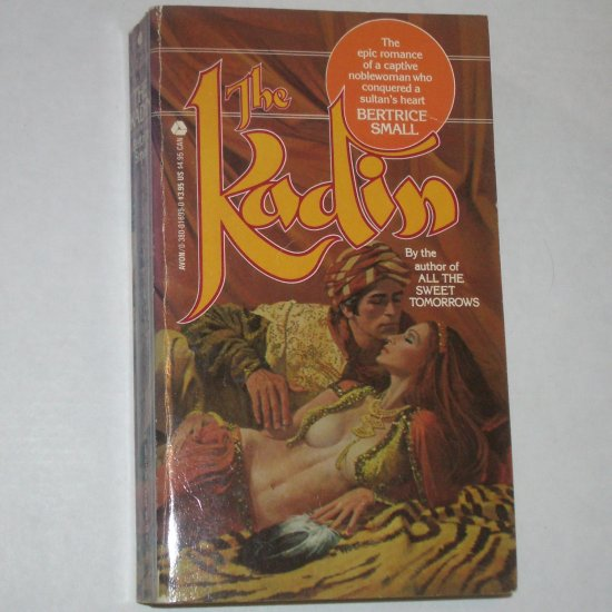 The Kadin by BERTRICE SMALL 1978 1st Edition