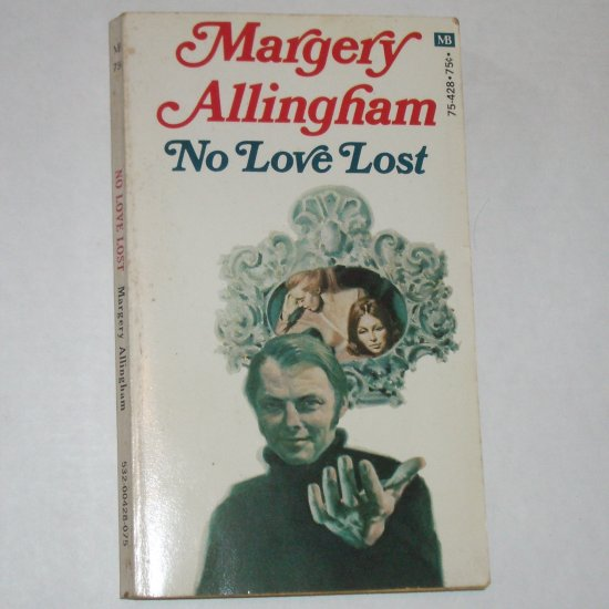 No Love Lost by MARGERY ALLINGHAM 1971